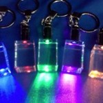 Lighted key chain 1