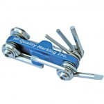 blue alan wrench tool