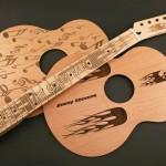Guitar Engravings